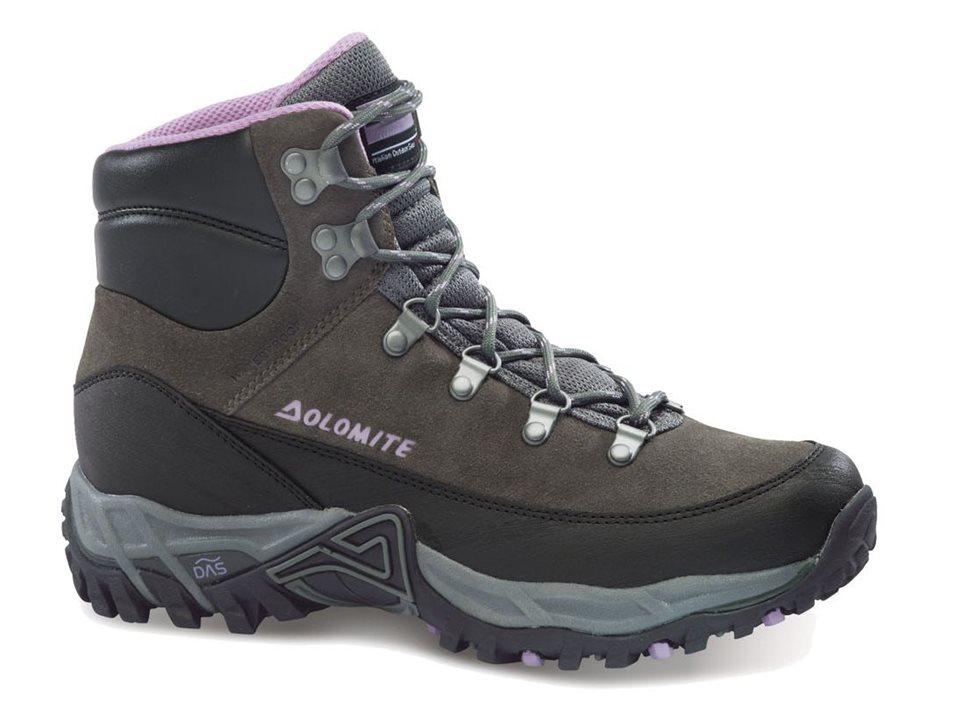obuv dolomite SCRAMBLE TRACK WP grey/lilac (85567400 012)