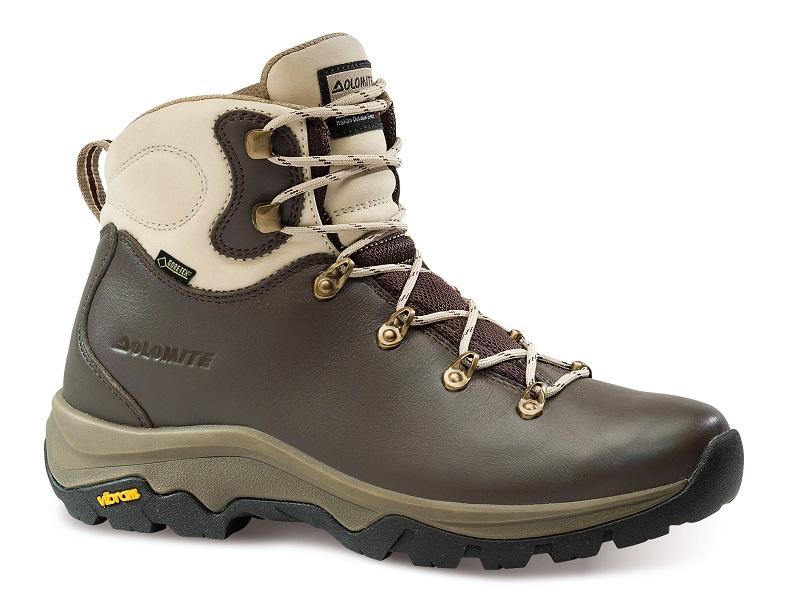 obuv dolomite KITE FG W GTX® brown/beige (85568400 009)
