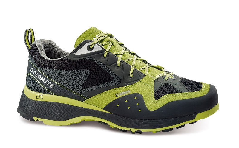obuv dolomite STEINBOCK ROCKET acid green/black (85568000 012)
