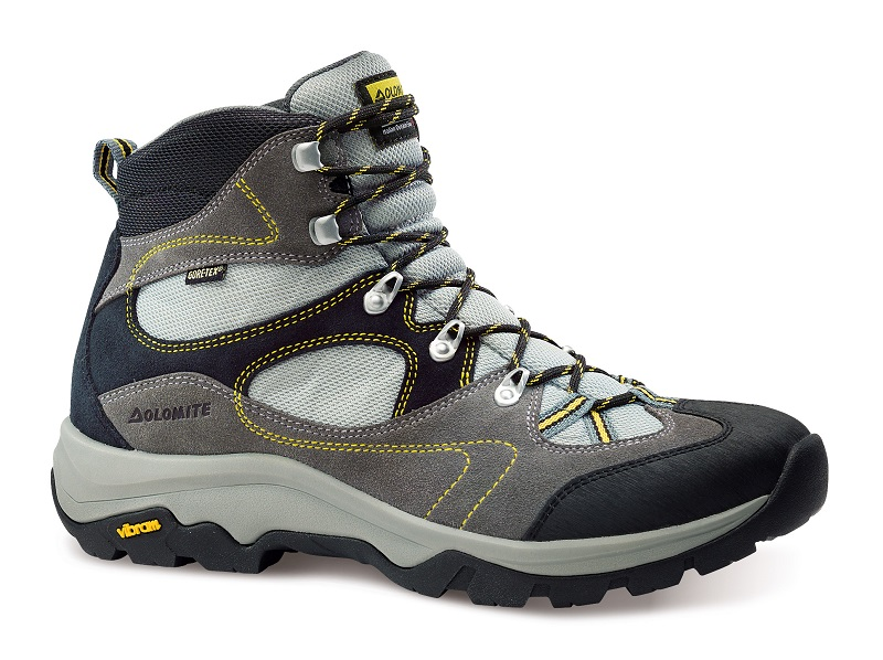 obuv dolomite KITE SU GTX® grey/yellow (85568200 004)