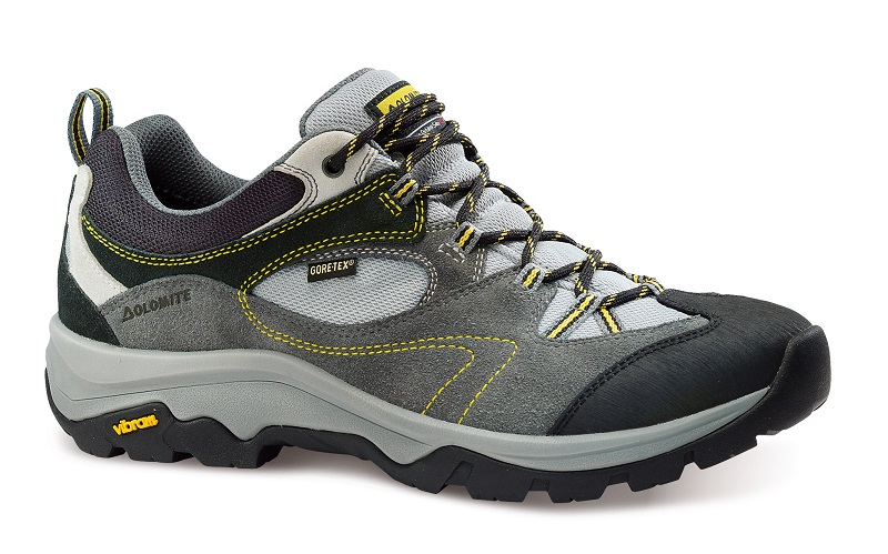 obuv dolomite KITE LOW GTX® grey/yellow (85568300 004)