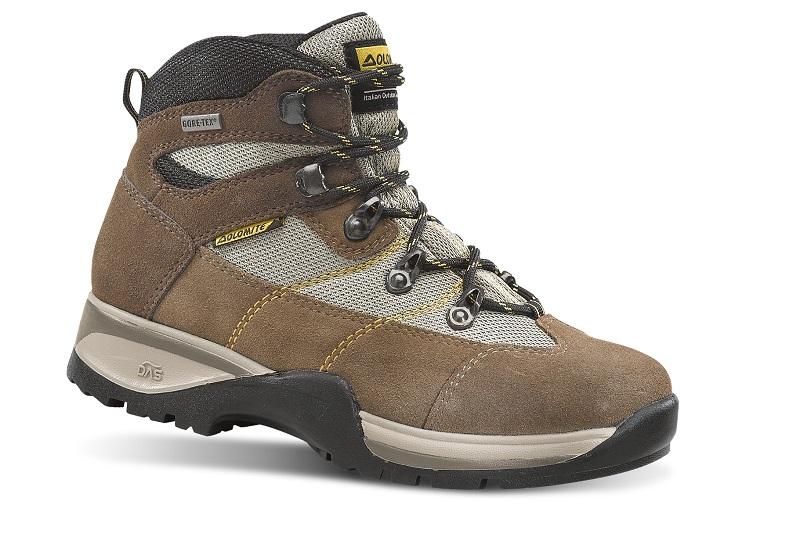obuv dolomite FLASH PLUS II GTX 25-35 mud/sand (85570200 014)