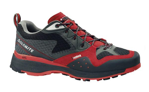 obuv dolomite STEINBOCK ROCKET red/black (85568000 005)