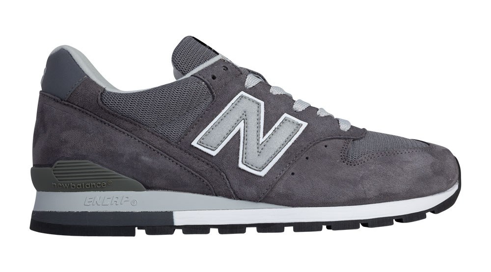 obuv new balance M996CGY - Made in USA