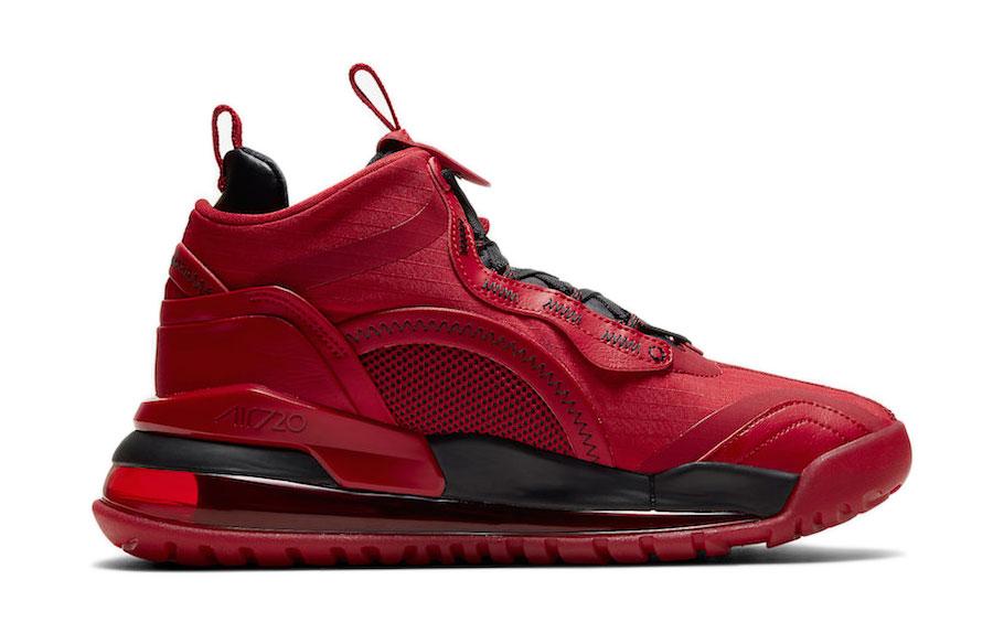 Nike Jordan Aerospace 720 červené BV5502-600 - vyskúšajte osobne v obchode