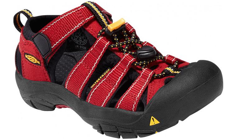 Sandálky Keen Newport H2 K Carmelian