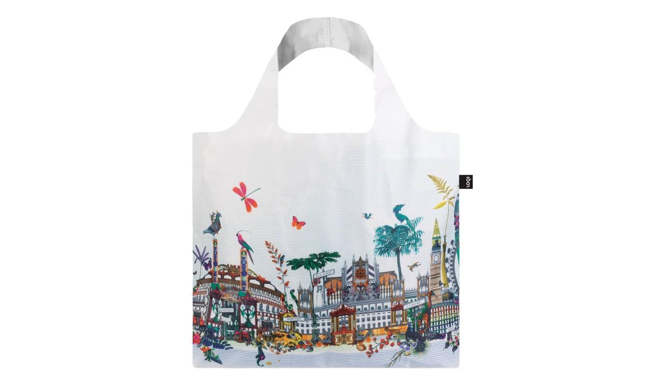 Loqi KRISTJANA S WILLIAMS INTERIORS London Bag biele KW.LO - vyskúšajte osobne v obchode
