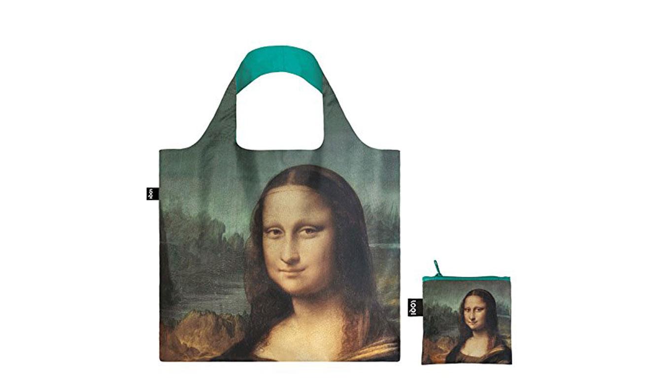 Loqi Bag Leonardo Da Vinci farebné LV.MO - vyskúšajte osobne v obchode