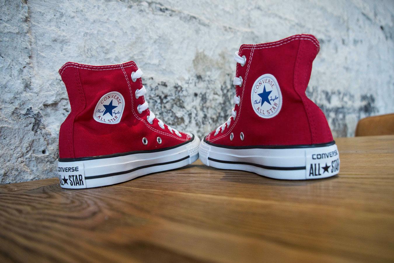 01d0161b2790d 6872 Converse Chuck Taylor All Star červené M9621 Converse ...