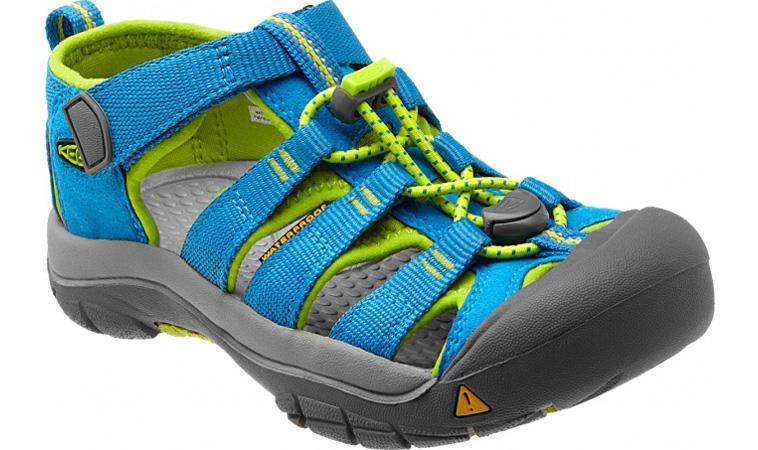 Detské sandálky Keen Newport H2 K Swedish Blue