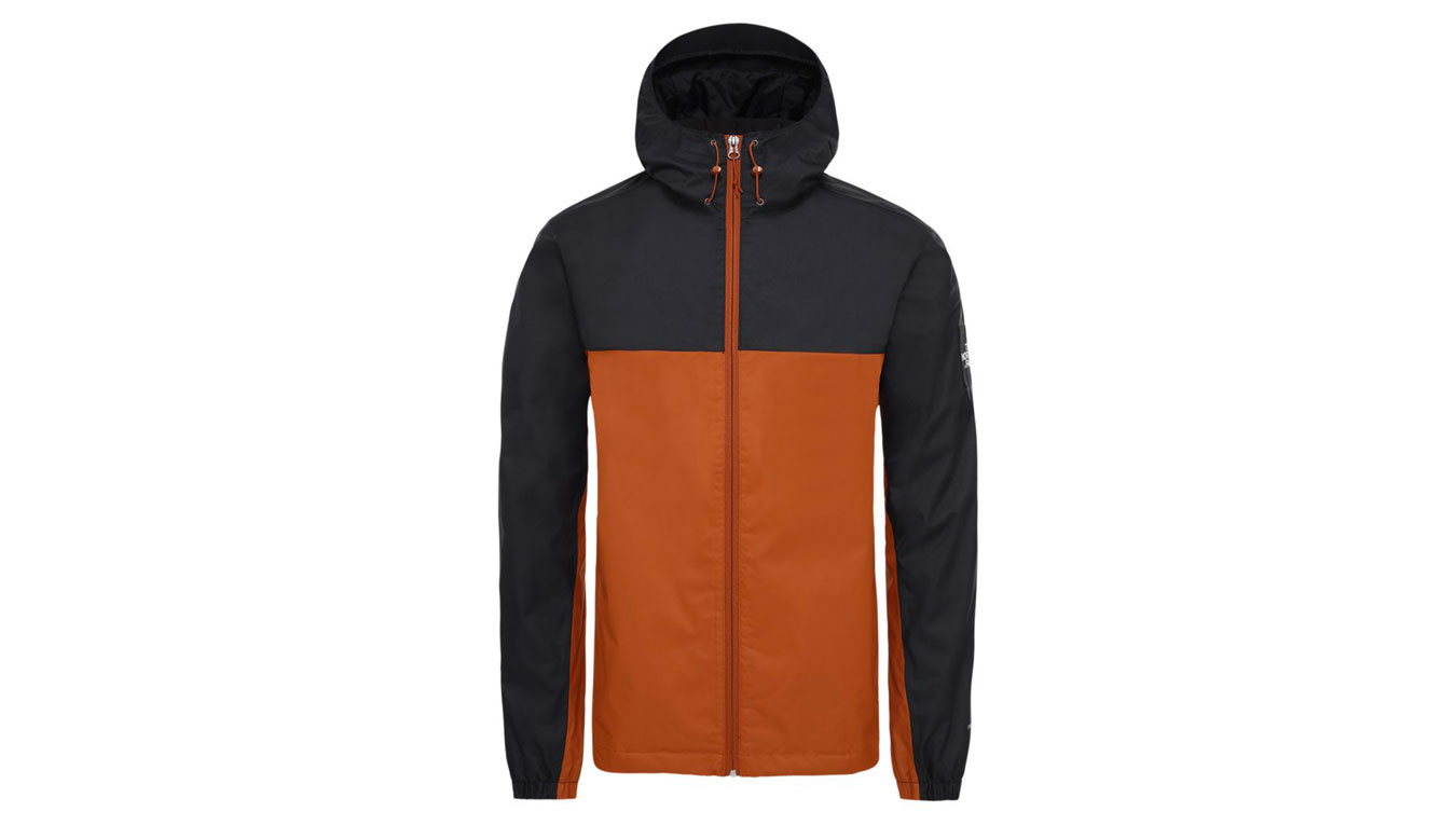 The North Face M Mountain Q Jacket hnedé NF00CR3QG6M