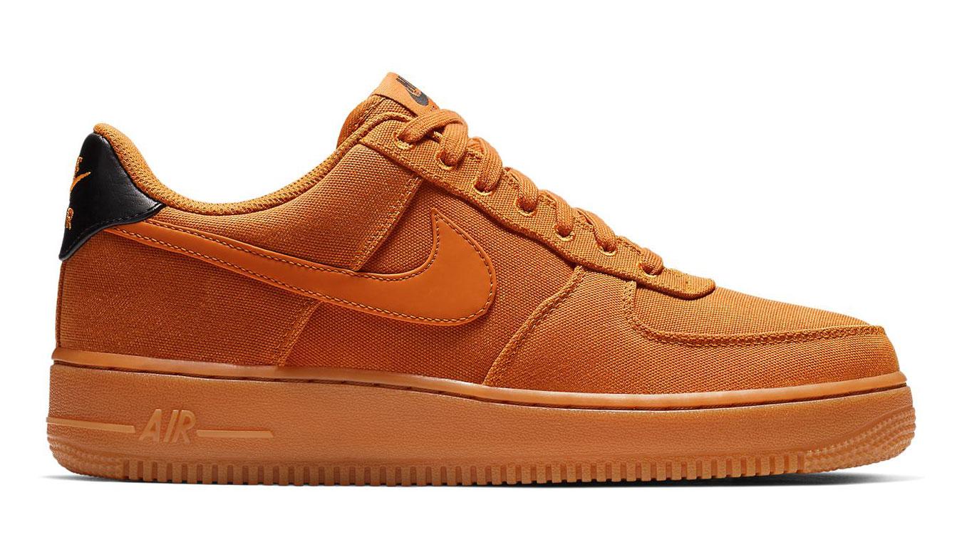 Nike air force 1 '07 lv8 style hnedé AQ0117-800 - vyskúšajte osobne v obchode