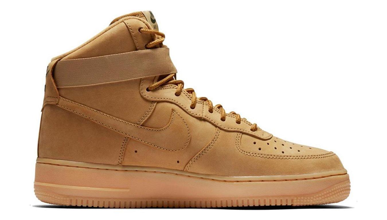 Nike air force 1 high '07 lv8 wb hnedé 882096-200 - vyskúšajte osobne v obchode