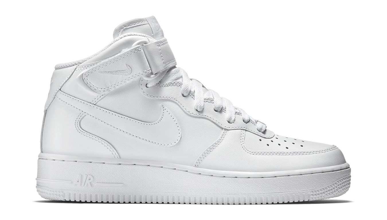 Nike Air Force 1 Mid '07 biele 315123-111 - vyskúšajte osobne v obchode