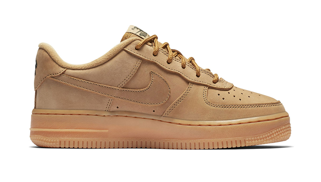 check out 68db4 4bb0f Nike Air Force 1 Winter Prm Gs hnedé 943312-200