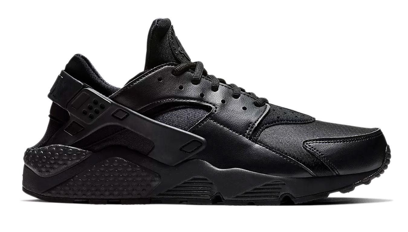 Nike Air Huarache Black šedé 634835-012 - vyskúšajte osobne v obchode