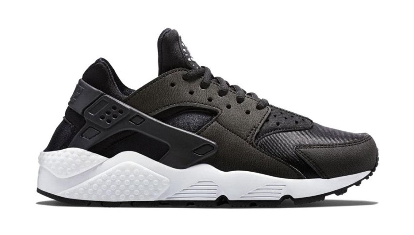 Nike Air Huarache Black & White šedé 634835-006 - vyskúšajte osobne v obchode