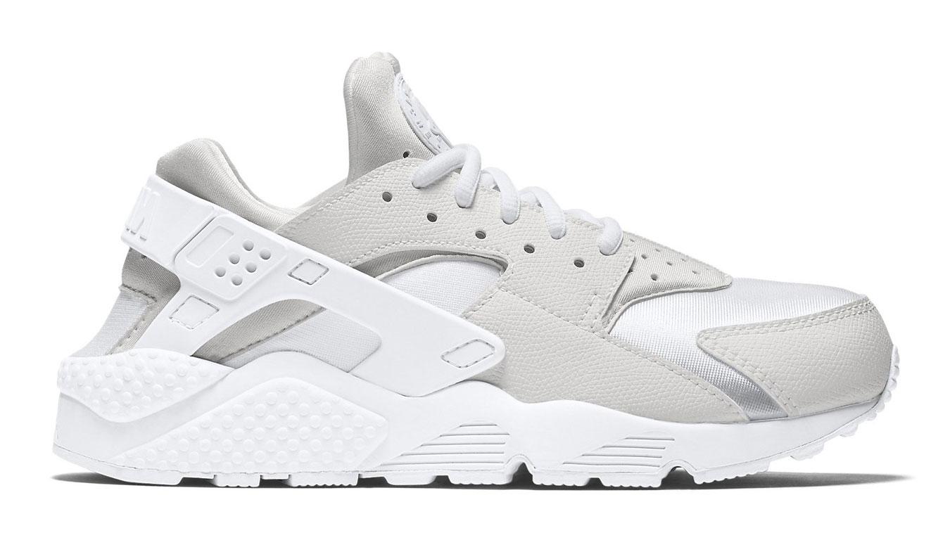 Nike Air Huarache White šedé 634835-108 - vyskúšajte osobne v obchode