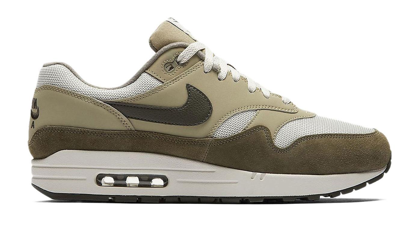 Nike Air Max 1 Medium Olive/Sequoia-Neutral Olive AH8145-201 zelené AH8145-201 - vyskúšajte osobne v obchode