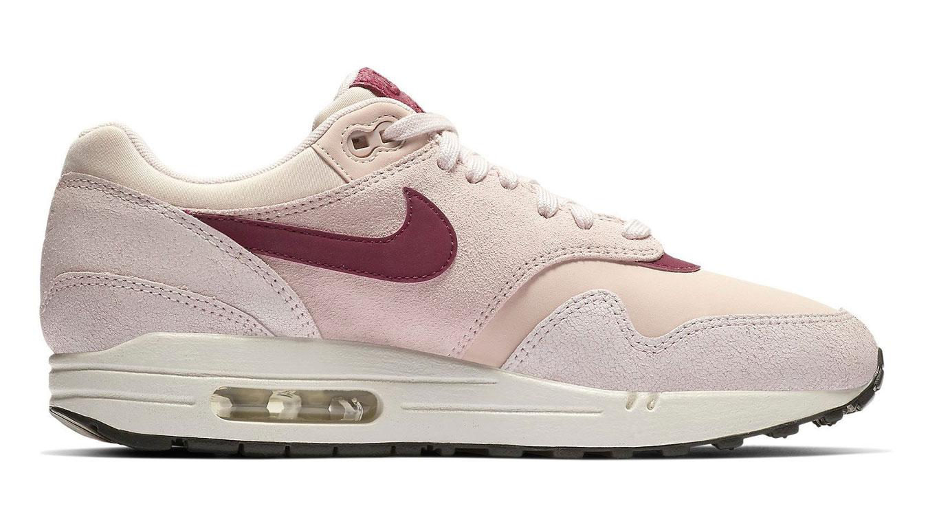 Nike Air Max 1 Premium ružové 454746-604 - vyskúšajte osobne v obchode