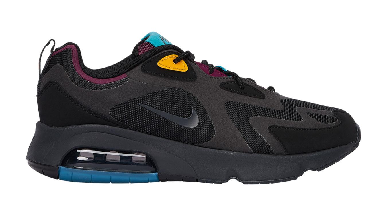 Nike Air Max 200 farebné AQ2568-001 - vyskúšajte osobne v obchode