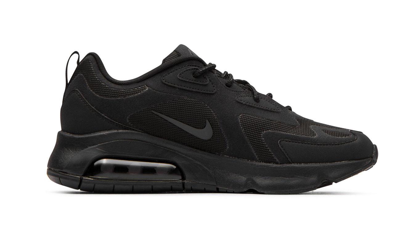 Nike Air Max 200 čierne AQ2568-003 - vyskúšajte osobne v obchode