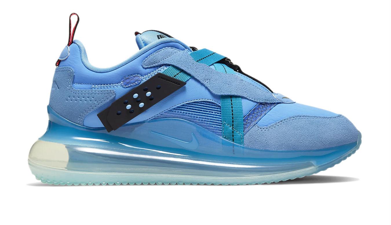 Nike Air Max 720 Slip OBJ modré DA4155-400 - vyskúšajte osobne v obchode