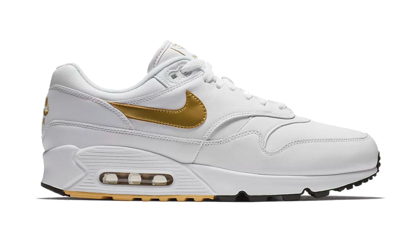 Nike Air Max 90/1 biele AJ7695-102 - vyskúšajte osobne v obchode