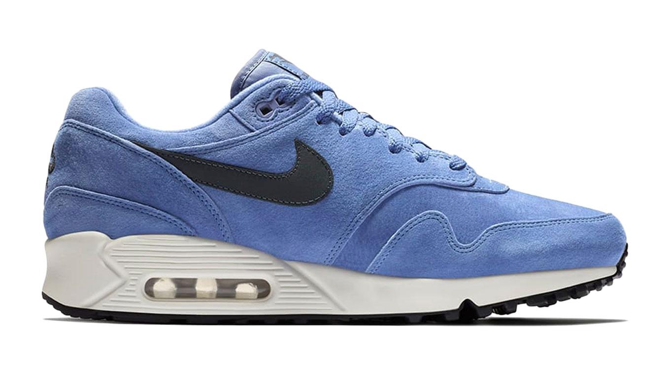 Nike Air Max 90/1 modré AJ7695-500 - vyskúšajte osobne v obchode