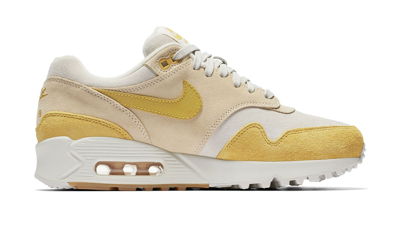 Nike Air Max 90/1 žlté AQ1273-800 - vyskúšajte osobne v obchode