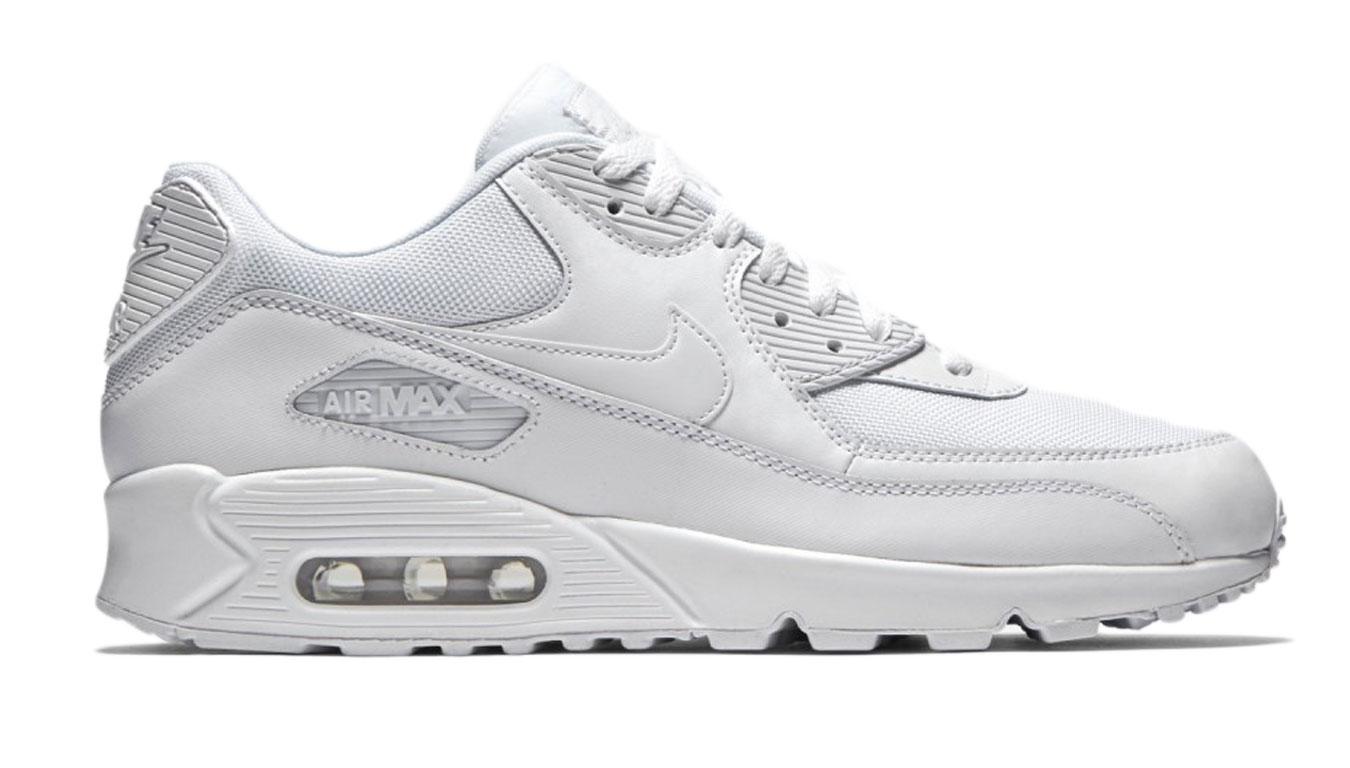 Nike Air Max 90 Essential šedé 537384-111 - vyskúšajte osobne v obchode