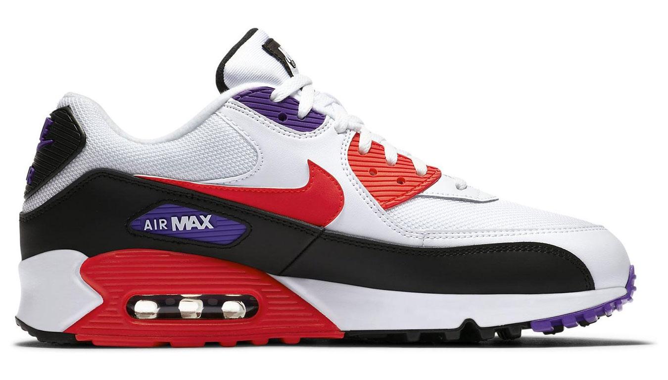 Nike Air Max 90 Essential farebné AJ1285-106 - vyskúšajte osobne v obchode