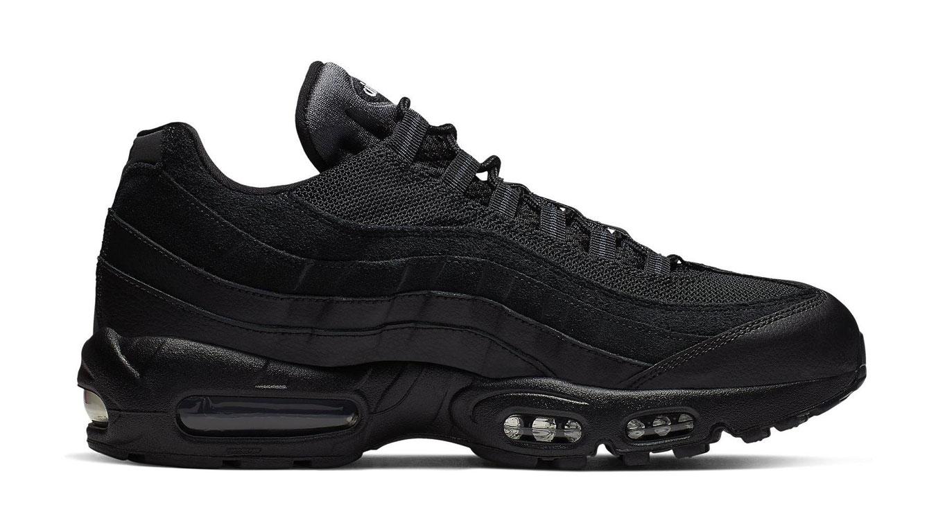Nike Air Max 95 Essential čierne AT9865-001 - vyskúšajte osobne v obchode