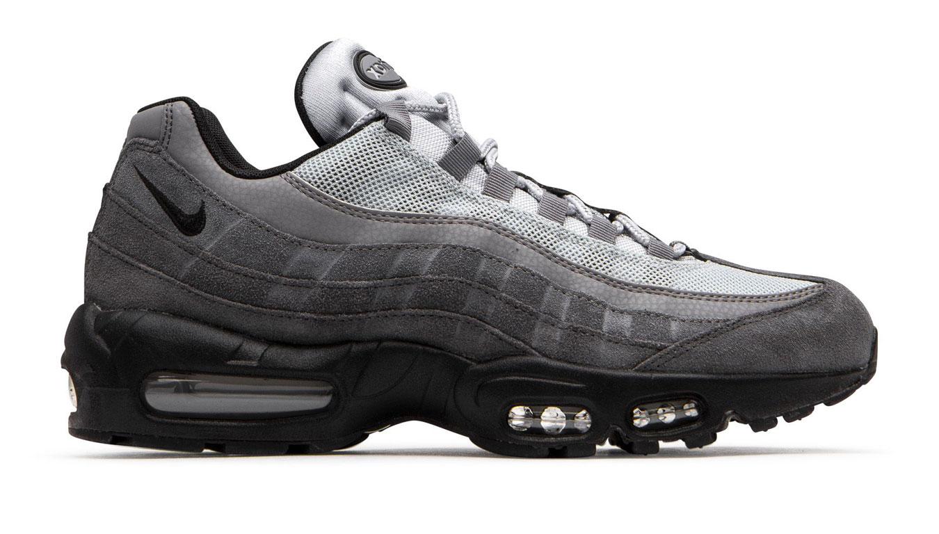 Nike Air Max 95 Essential šedé AT9865-008 - vyskúšajte osobne v obchode