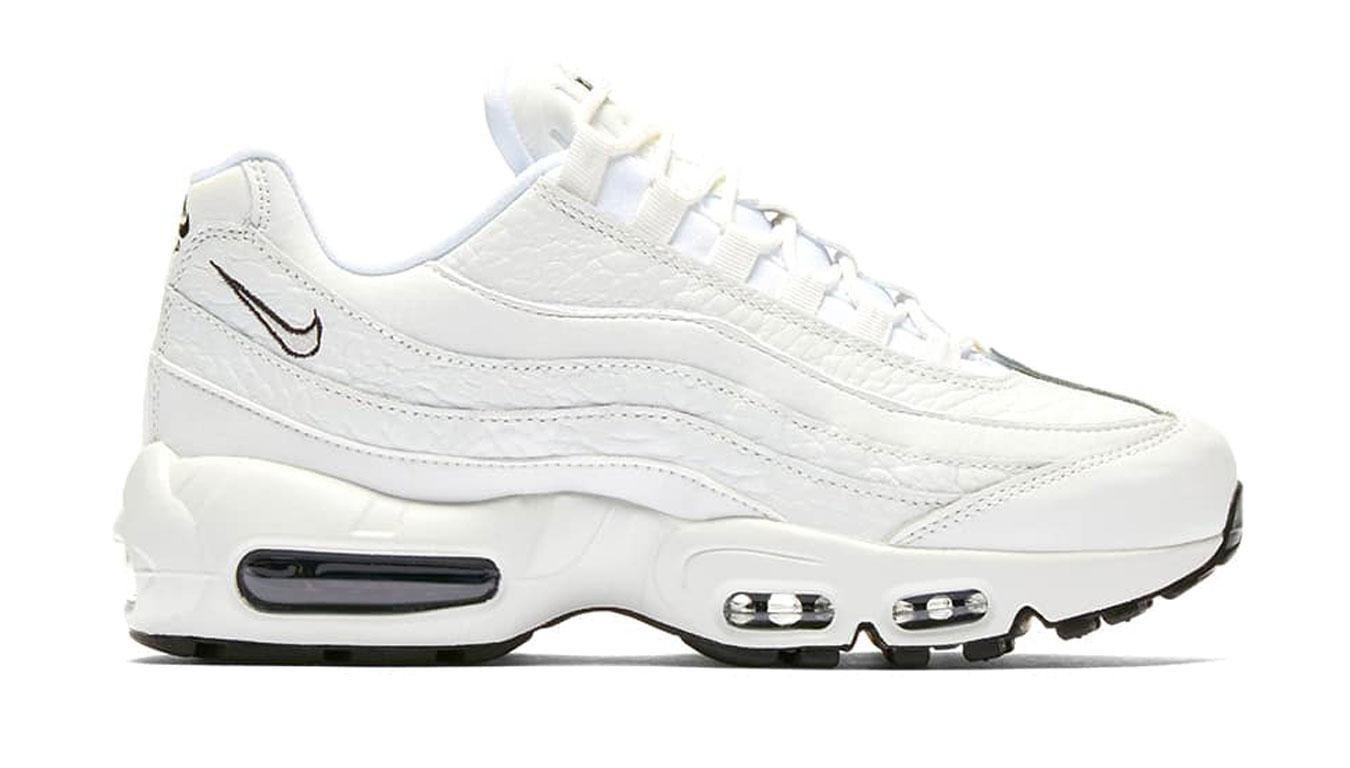 Nike Air Max 95 LE biele AQ8758-100 - vyskúšajte osobne v obchode