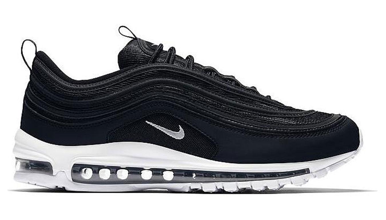 Nike Air Max 97 čierne 921826-001 - vyskúšajte osobne v obchode