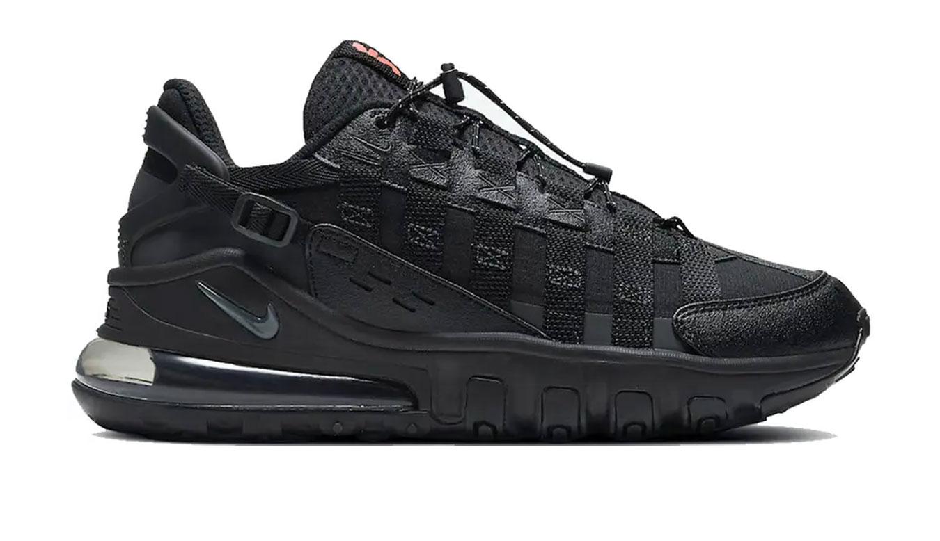 Nike Air Max Vistascape čierne CQ7740-001 - vyskúšajte osobne v obchode