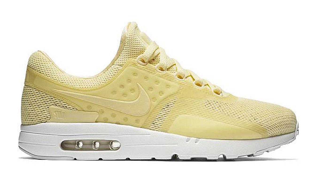 Nike Air Max Zero Breeze žlté 903892-700 - vyskúšajte osobne v obchode