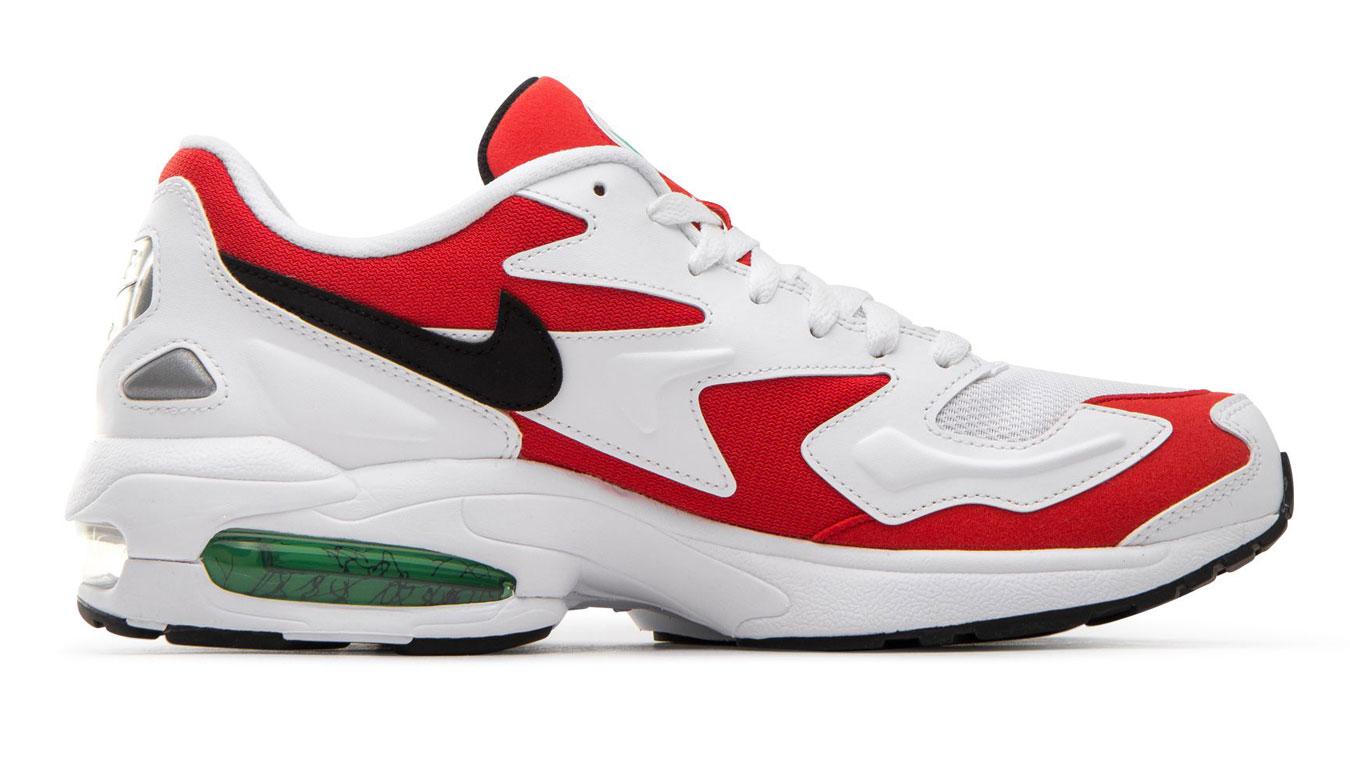 Nike Air Max 2 Light biele AO1741-101 - vyskúšajte osobne v obchode