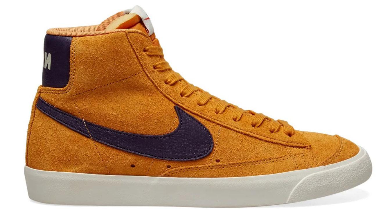 Nike Blazer 77 Mid Vintage Yellow svetlohnedé CJ9693-800 - vyskúšajte osobne v obchode