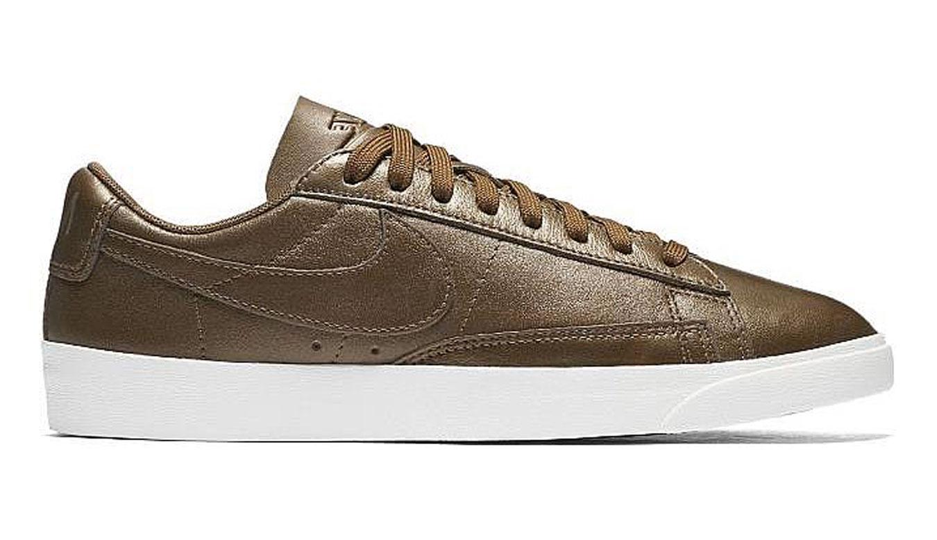 Nike Blazer Low LE hnedé AA3961-900 - vyskúšajte osobne v obchode