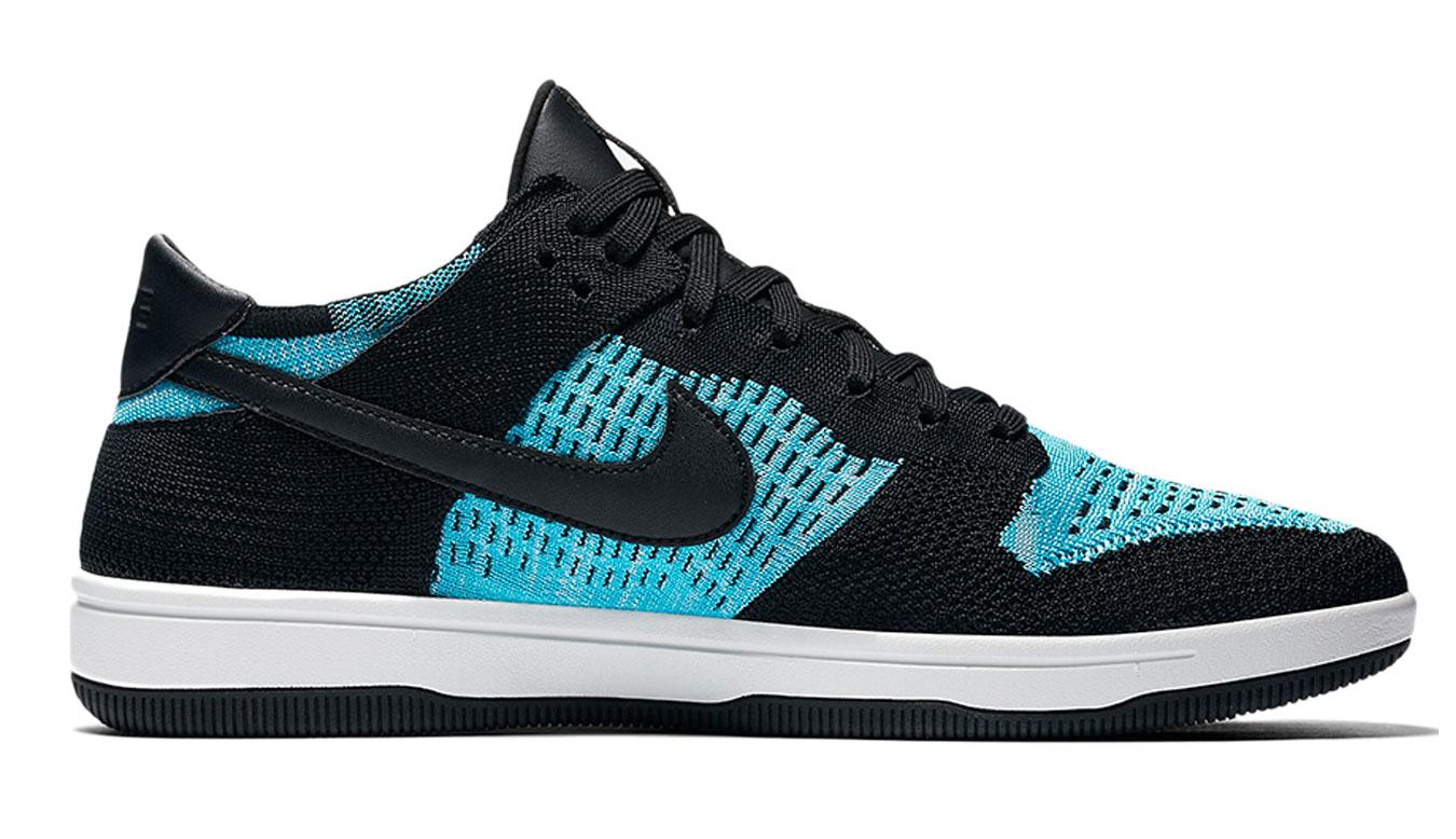 Nike Dunk Flyknit modré 917746-001 - vyskúšajte osobne v obchode