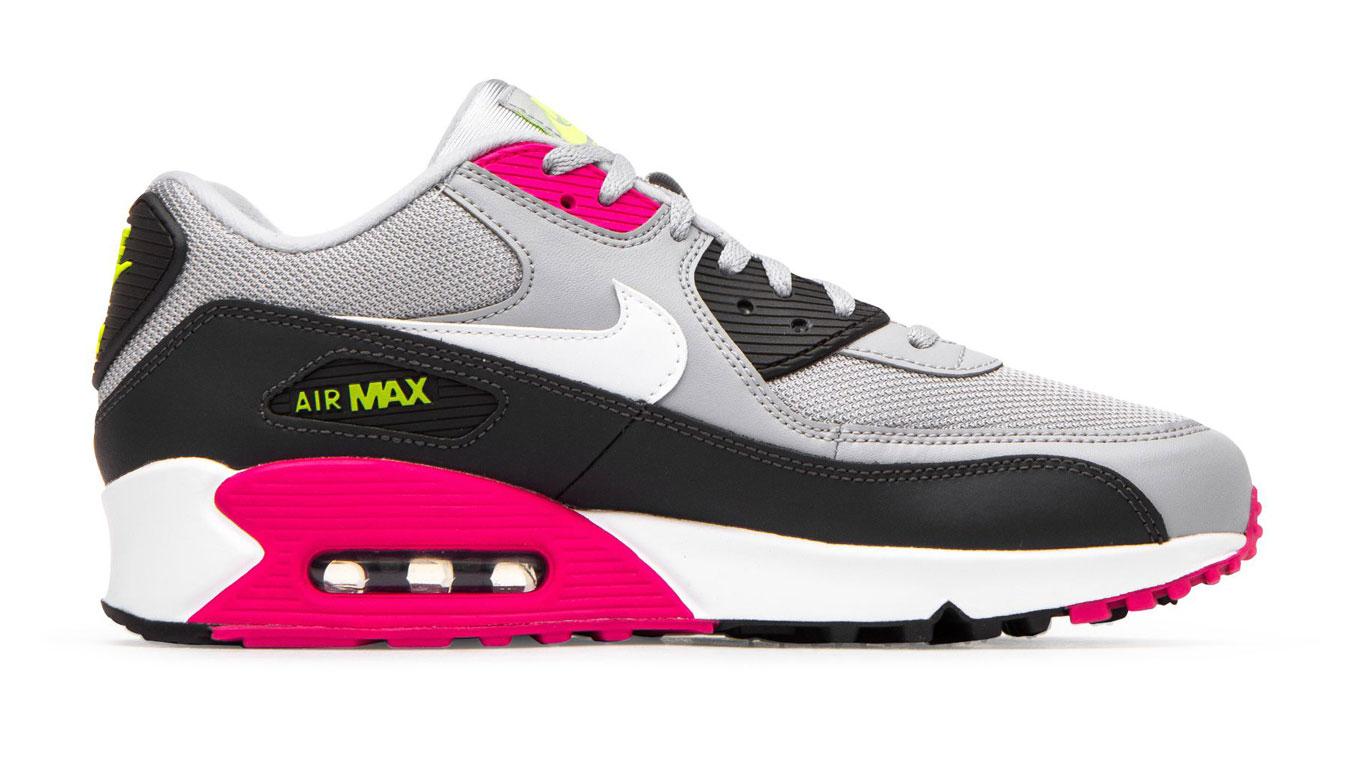 Nike nike air max 90 essential šedé AJ1285-020 - vyskúšajte osobne v obchode