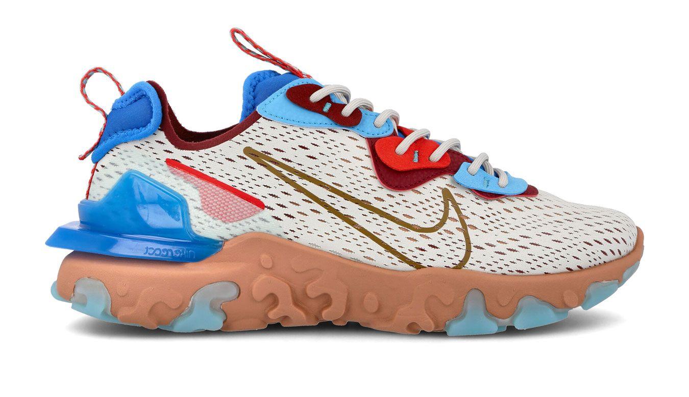 Nike React Vision svetlohnedé CD4373-001 - vyskúšajte osobne v obchode
