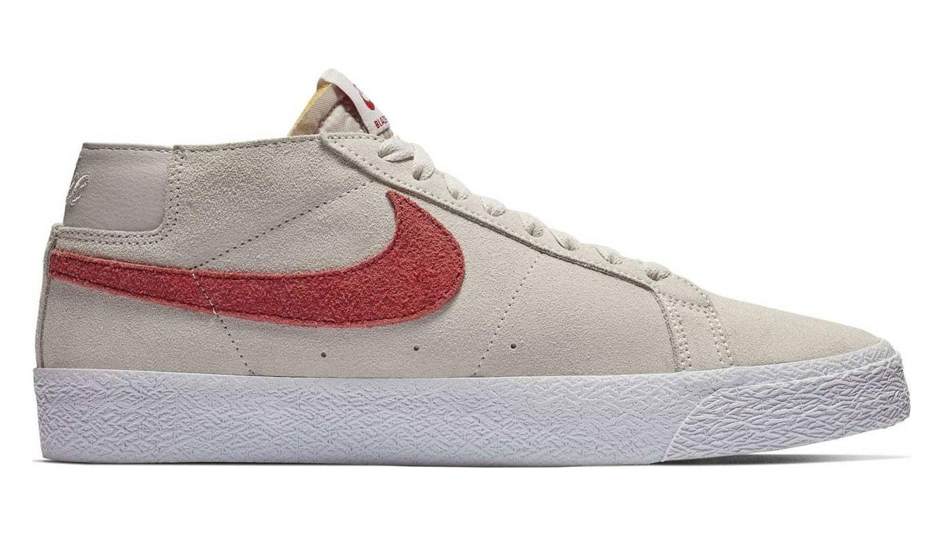 Nike SB Zoom Blazer Chukka šedé AT9765-001 - vyskúšajte osobne v obchode
