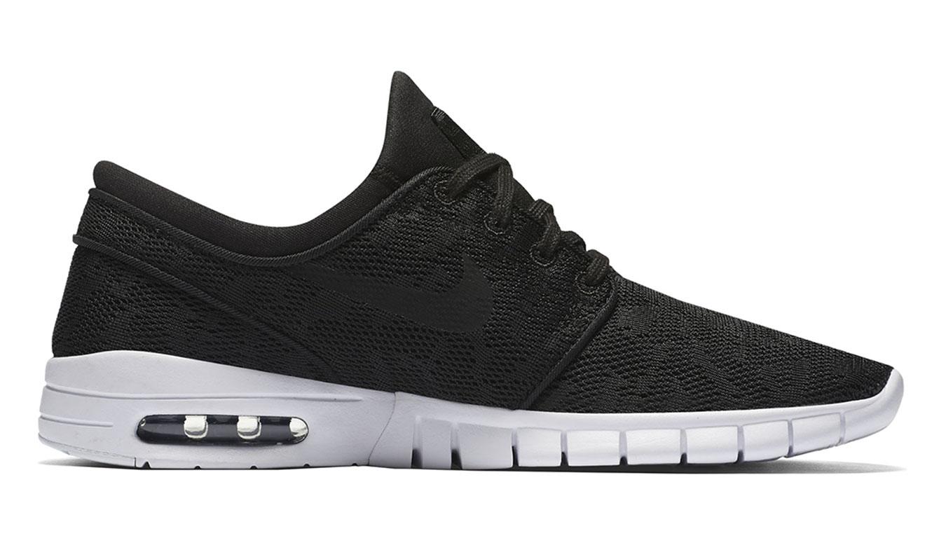 Nike SB Stefan Janoski Max čierne 631303-022 - vyskúšajte osobne v obchode