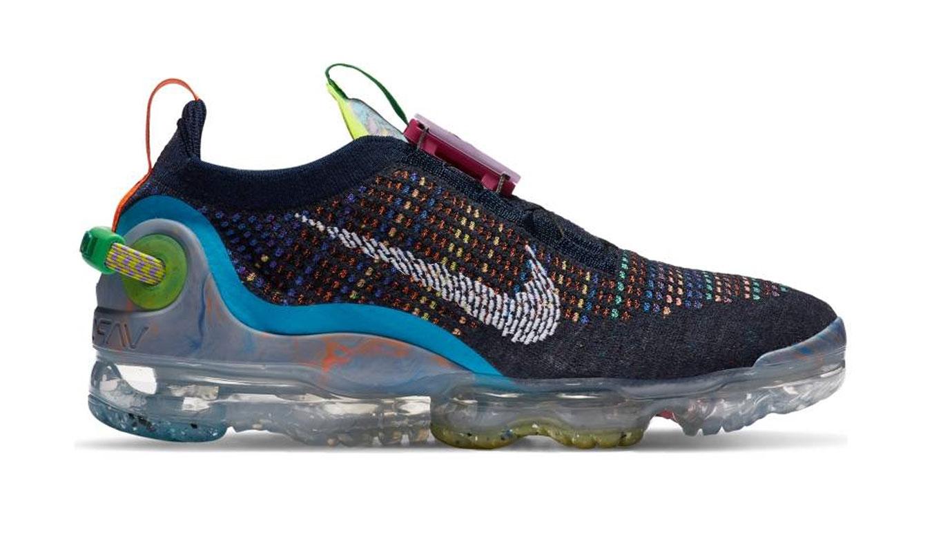 Nike Vapormax 2020 FK modré CJ6740-400 - vyskúšajte osobne v obchode
