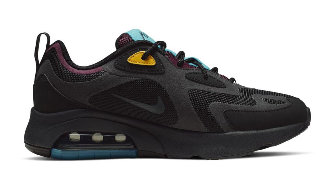 Nike W Air Max 200 čierne AT6175-001 - vyskúšajte osobne v obchode
