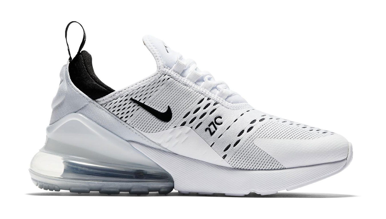 Nike W Air Max 270 biele AH6789-100 - vyskúšajte osobne v obchode