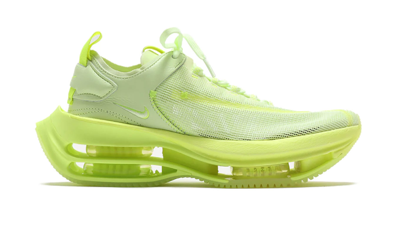 Nike W Zoom Double Stacked Volt Barely žlté CI0804-700 - vyskúšajte osobne v obchode